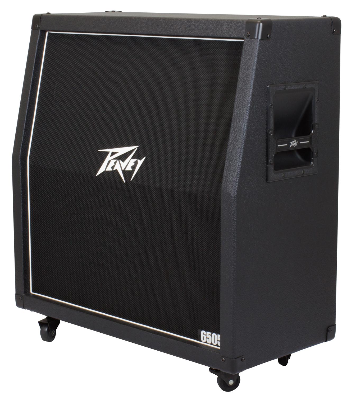 6505 4x12 slant guitar cabinet peavey. Black Bedroom Furniture Sets. Home Design Ideas