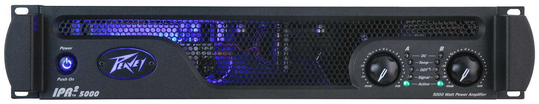 IPR2™ 5000 Lightweight Power Amp