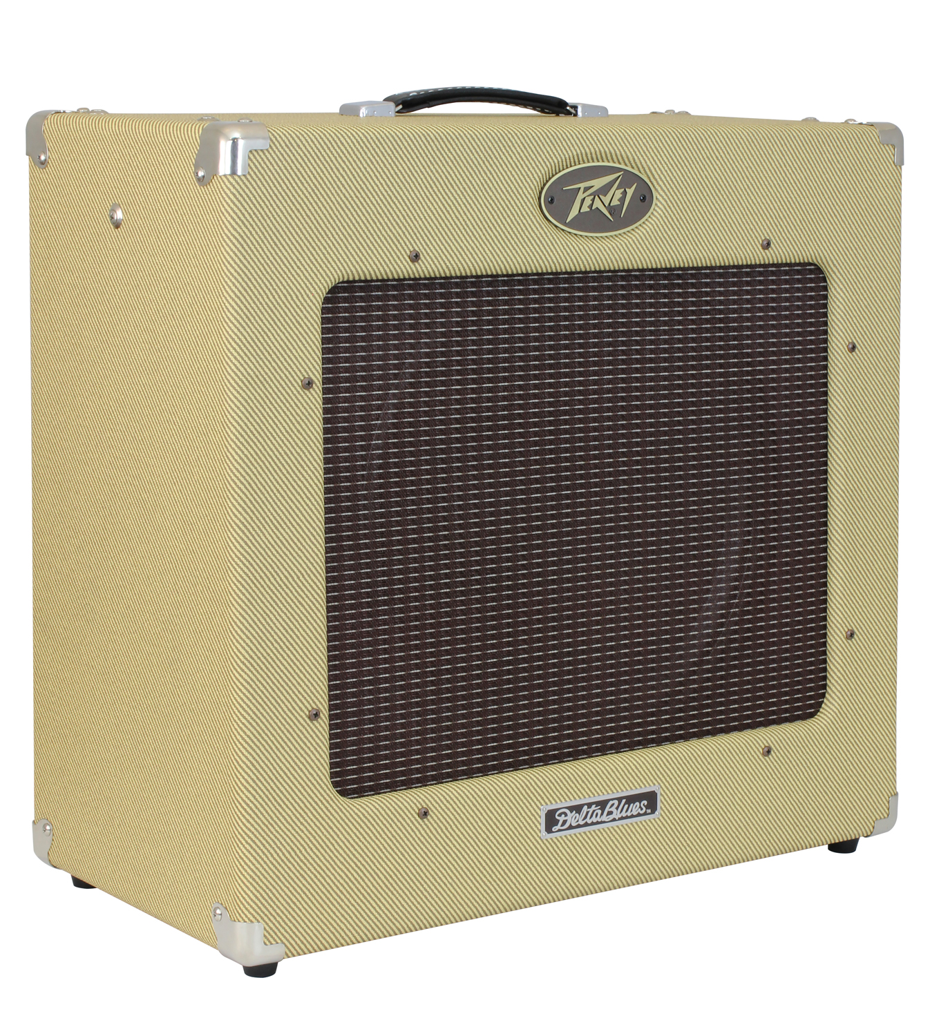 Delta Blues™ 115 Tweed Guitar Combo Amp