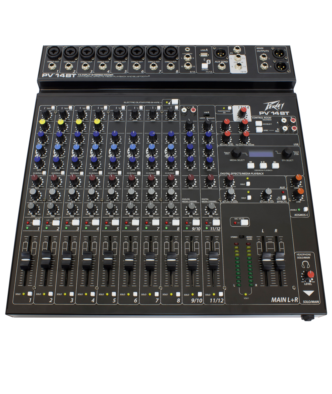 pv 14 bt peavey com rh peavey com Peavey Portable Powered Mixer Peavey Portable Powered Mixer XR