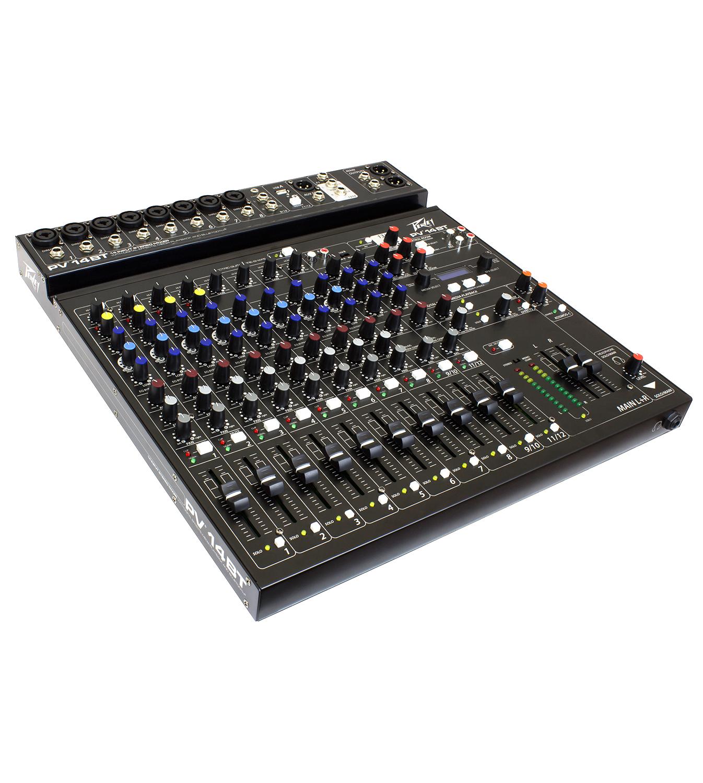 Pv 14 Bt Pa Mixer Interface Hookup Gearslutz Pro Audio Community 1 2