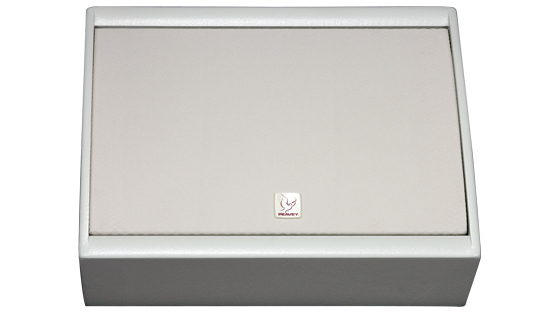 SSE 10M System White - Front