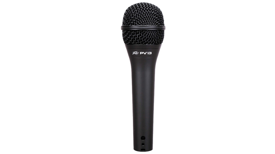 PV®i 3 XLR  Super Cardioid Dynamic Microphone with XLR Cable