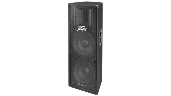 PV® 215D Quasi 3-Way Powered Speaker