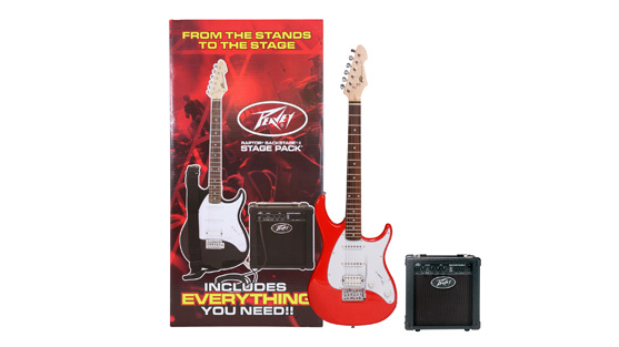 Raptor® Stage Pack® - Red