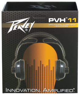 PVH 11 Headphones Package