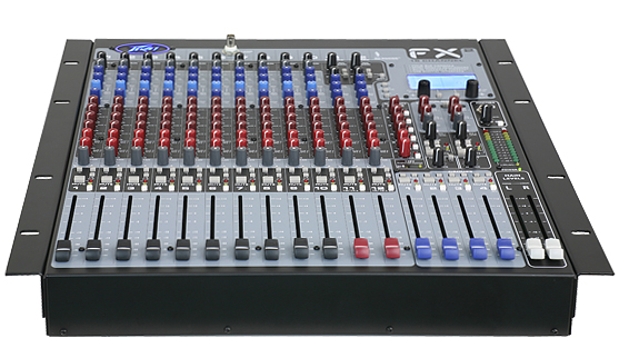 FX™2 16 Channel Non-Powered Mixer with USB and Effects
