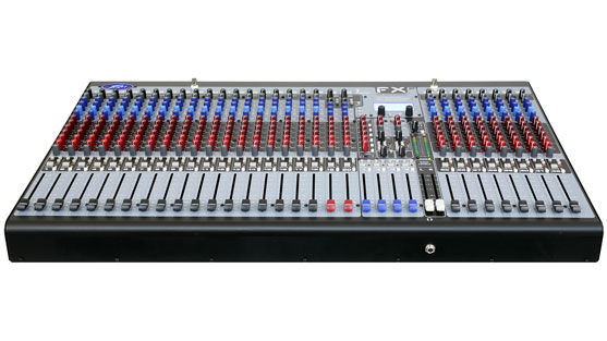FX™2 32 Channel Non-Powered Mixer with USB and Effects