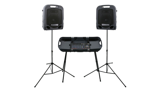 Escort® 6000  Portable PA System