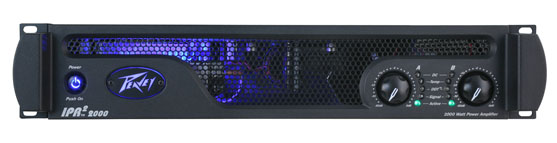 IPR2™ 2000  Lightweight Power Amp