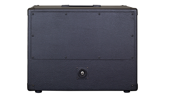 112-6 Guitar Cab - Back
