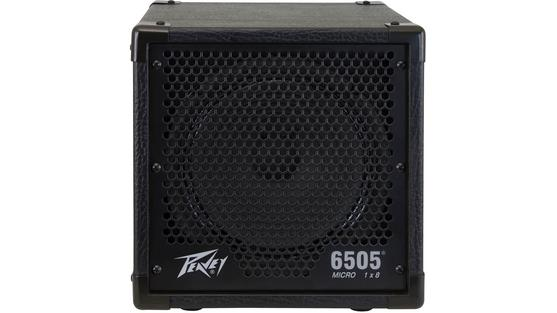 6505 Micro 1x8 Cabinet - Front (Alt)