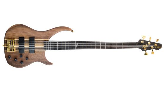 cirrus 5 walnut 5 string bass guitar peavey. Black Bedroom Furniture Sets. Home Design Ideas