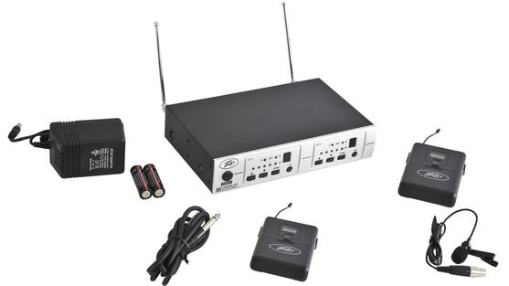 PV 16DR CHANNEL UHF DUAL RECEIVER - BL - GTR