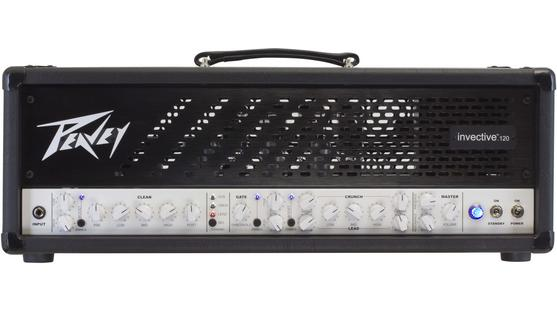 invective™.120 Guitar Amp Head