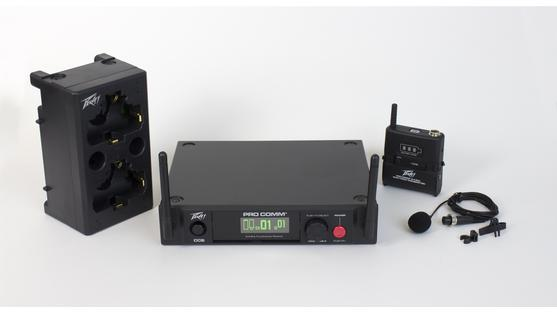 PROCOMM 2.4GHZ Digital Lavalier System