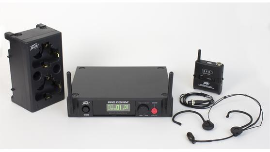 PROCOMM 2.4GHZ Digital Headset System