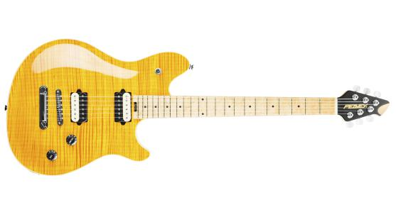 HP® 2 ST Amber Electric Guitar