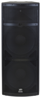 SP® 4P 2x15 inch Quasi 3-Way PA Speaker