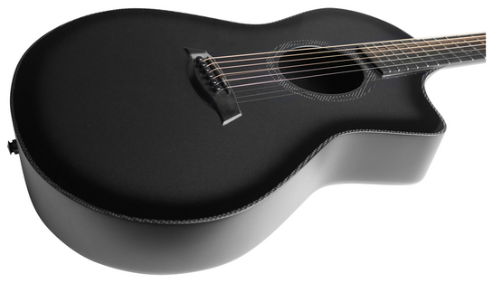 OX™ Charcoal Carbon Fiber Acoustic Guitar