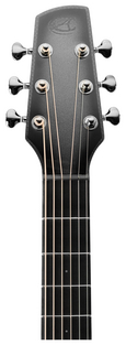 Ox Charcoal Headstock