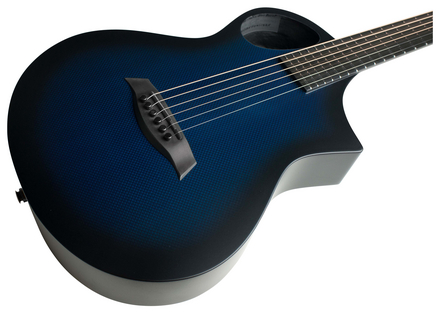 Cargo™ Satin Blue Burst